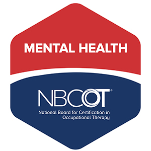 Mental Health Certification Badge